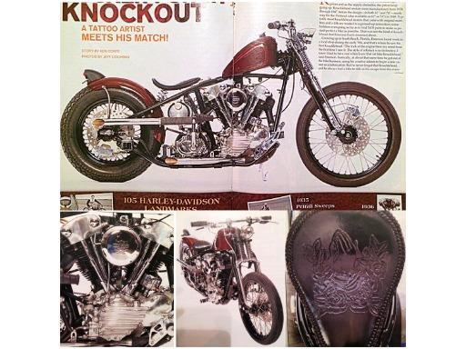 1940 Harley-Davidson Knucklehead in Miami Beach, FL