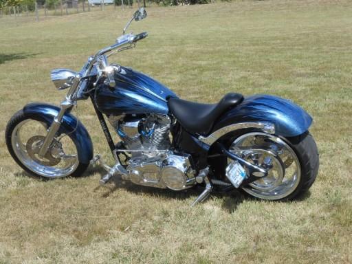2004 Big Dog Motorcycles Mastiff in Viola, KS
