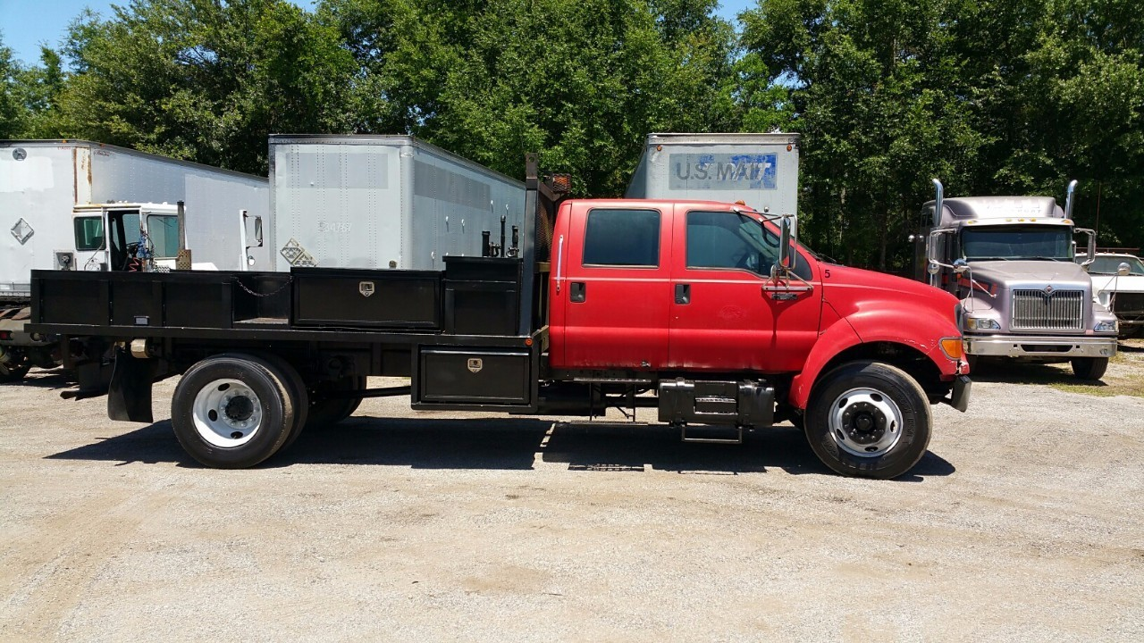 F650 Crew Cab At Wreckers Autos Post