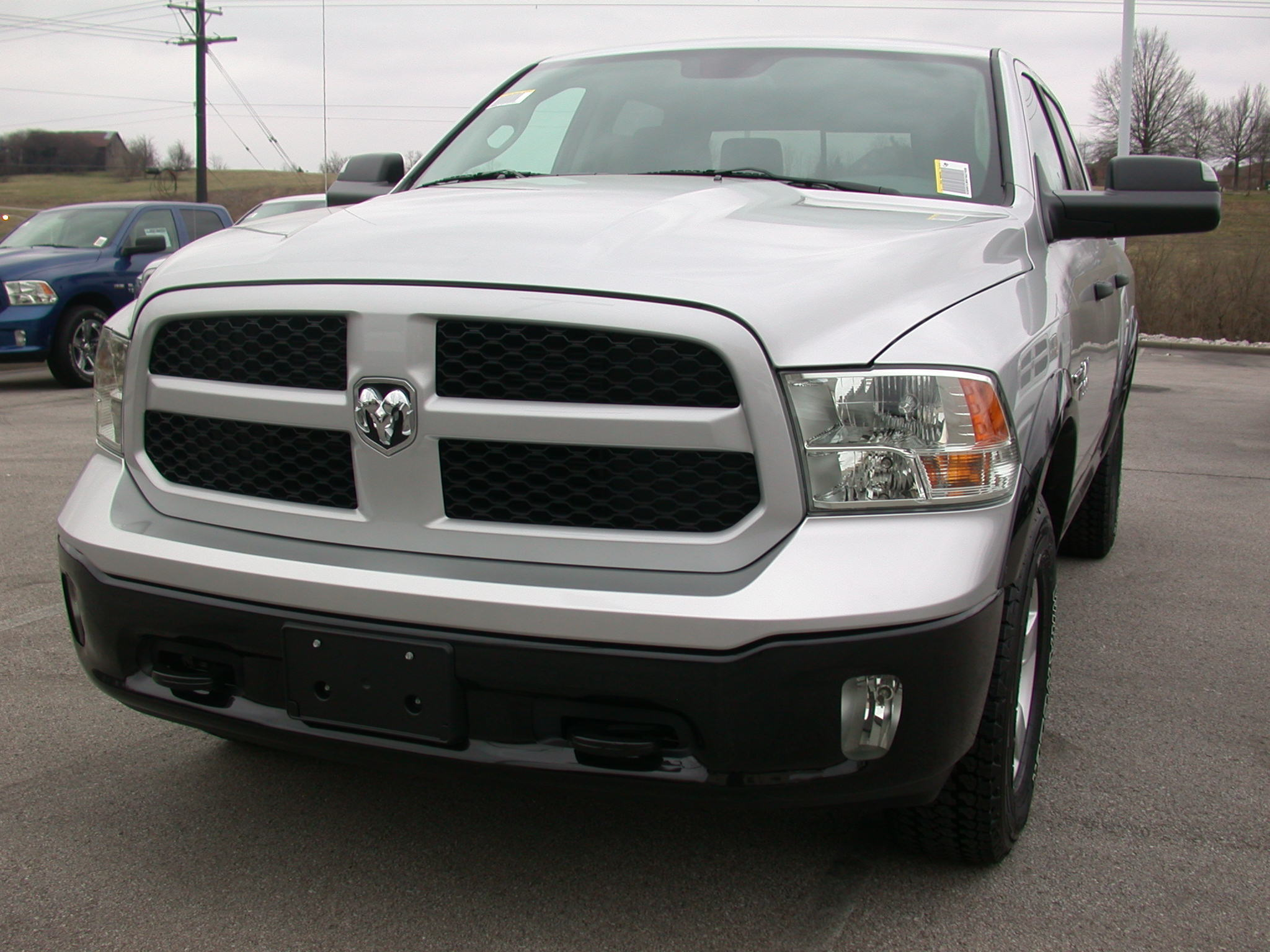 2015 Ram 1500 Outdoorsman Outdoorsman Richmond Ky