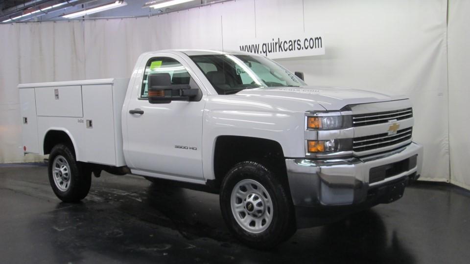 2015 Chevrolet Silverado 3500 Braintree Ma 114466559
