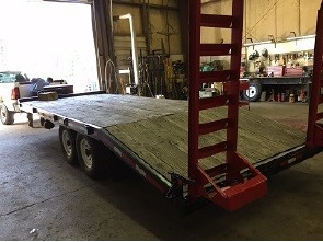 2011 TOWMASTER Flatbed