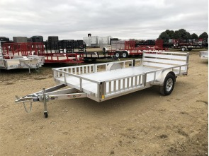 2019 H  AND  H Flatbed
