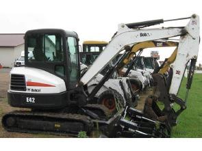 Used Bobcat Equipment For Sale in Alexandria, Minnesota