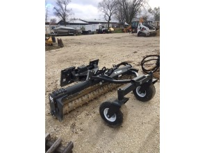 2018 Bobcat Loader Attachments 84 in  High Flow