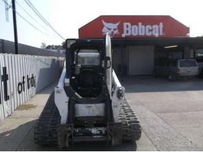 2014 Bobcat Skid-Steer Loaders T750