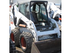 2004 Bobcat Skid Steer Loader S175