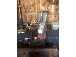 2004 Bobcat Snowblower Implements SB200