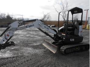 2013 Bobcat Excavators E26