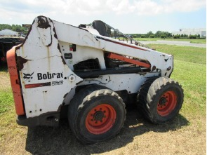 2013 Bobcat Skid-Steer Loaders S630